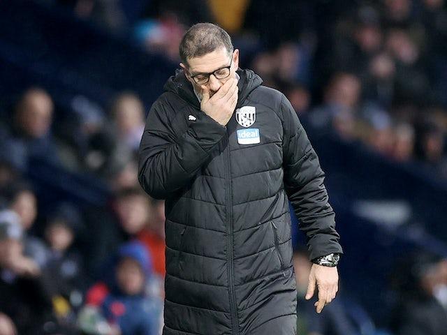 Slaven Bilic not worried by West Brom losing top spot - Sports Mole