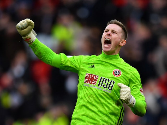 Manchester United 'make decision on Dean Henderson future ...