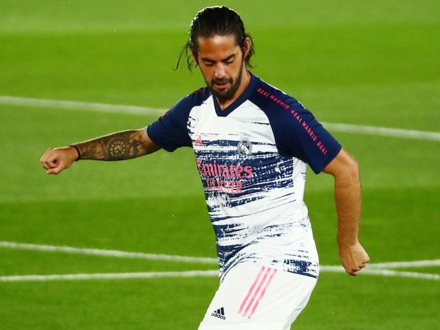 Isco 'asks to leave Real Madrid in January' - Sports Mole