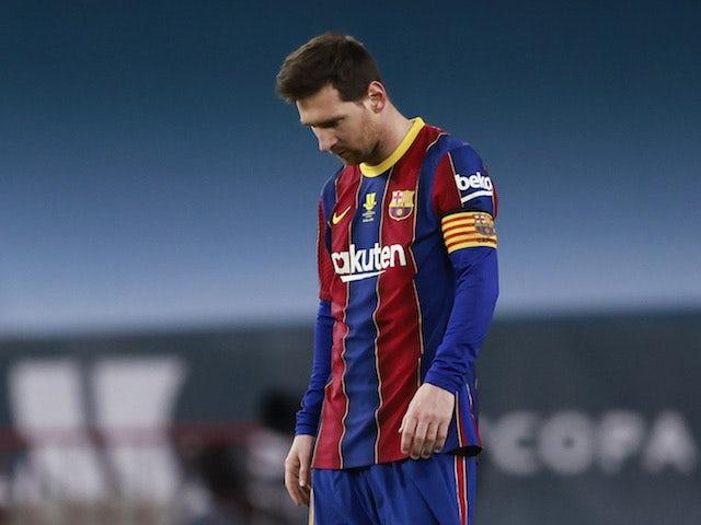 Barcelona 'angry with Paris Saint-Germain over Lionel Messi pursuit' -  Sports Mole