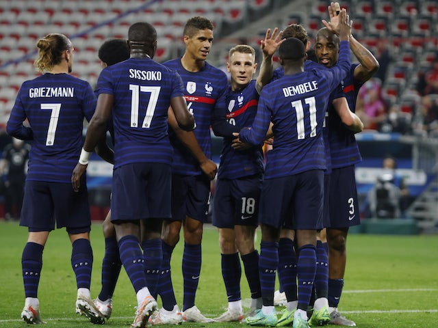 How can i meet my favorite football team? How France Could Line Up Against Bulgaria Sports Mole