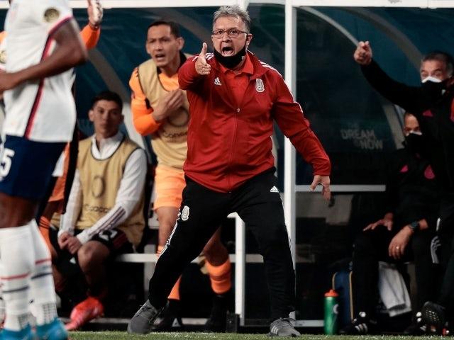 Mexico manager Gerardo Martino on June 6, 2021