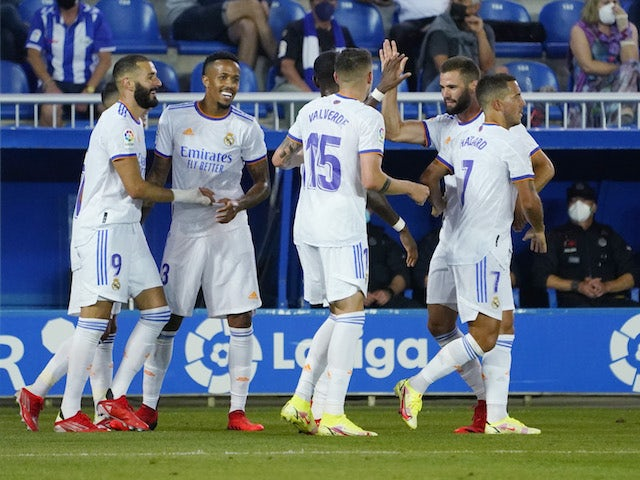 Preview: Inter Milan vs. Real Madrid - prediction, team news, lineups