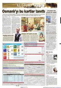 Sabah Gazetesi SM Osmanlı Sergisi