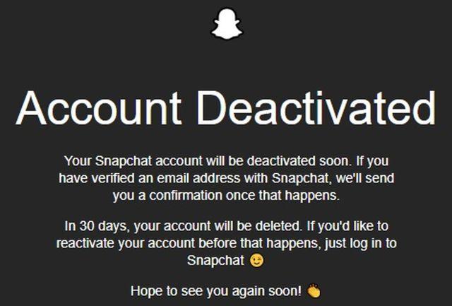 How To Delete Snapchat - Tech