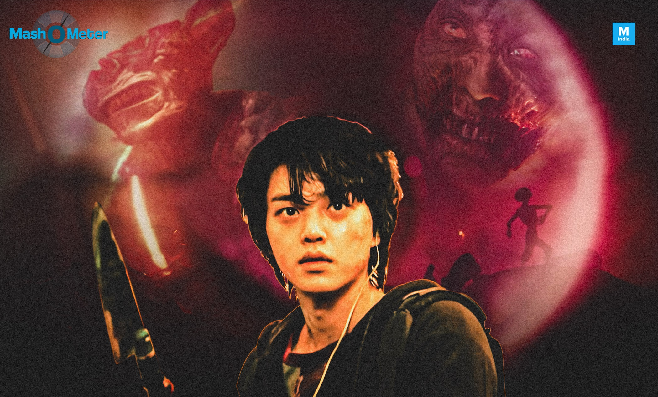 The original netflix series shows how human desire turn us into the monsters. Sweet Home Review A Chilling And Action Packed Monster Extravaganza Doubling As A Character Driven Drama Entertainment