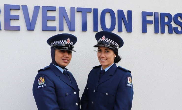 New recruit to become first New Zealand cop to wear police-issued hijab - Culture