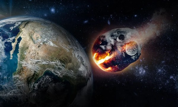Giant Asteroid '2019 ON' Just Passed Our Earth And We Didn ...