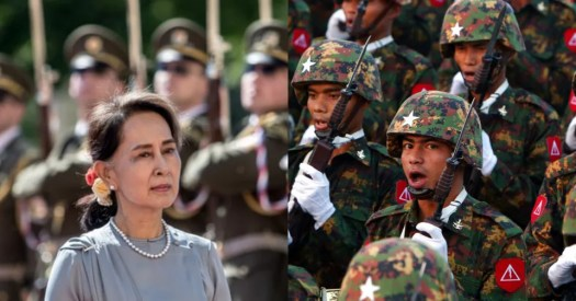 Myanmar's Aung San Suu Kyi has been 'taken' by the ...