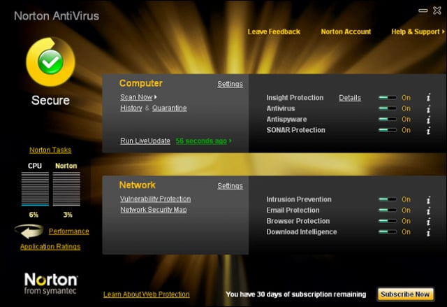 Norton Antivirus 2020 Crack With Product Key For [Win + Mac]