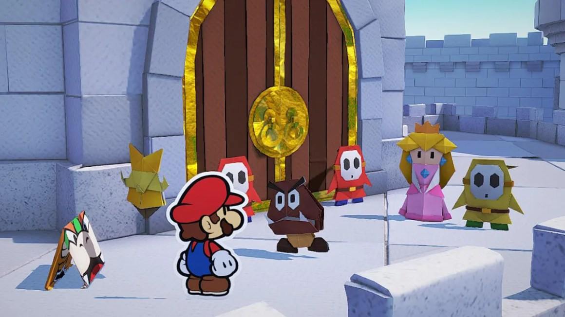 Paper Mario: The Origami King (for Nintendo Switch) - Review 2020 ...