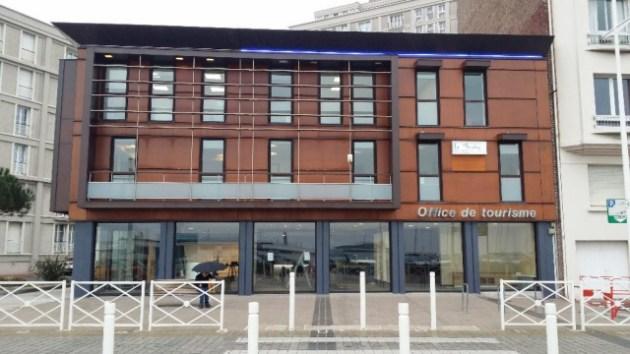 Façade de l'Office du Tourisme