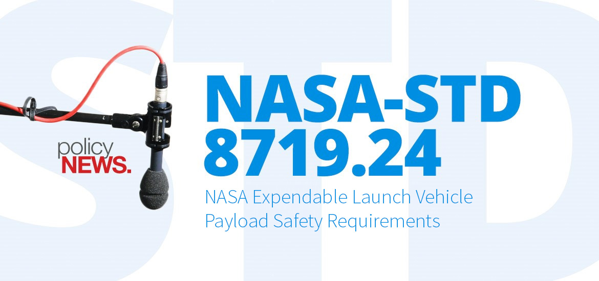 ELV Payload Safety Standard Updated to Coincide With ...