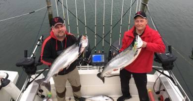 Når familie- og fiskeliv forenes