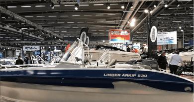 Verdenspremiere på Linder Arkip 530!
