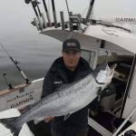 Fremragende laksefiskeri netop nu
