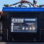 Strøm på gedderaceren – batterityper