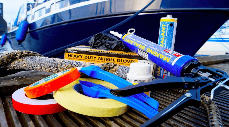 Tips og tricks til fuger og tætning i båden