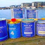 Vi maler båd