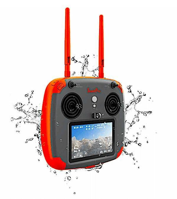 Spry - vandtæt drone. Spry vandtæt controller