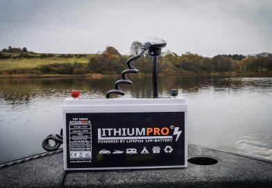 Lithium batteri i båden