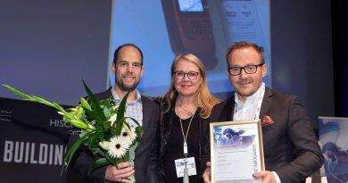 Garmin vinder priser i 2 kategorier ved METSTRADE