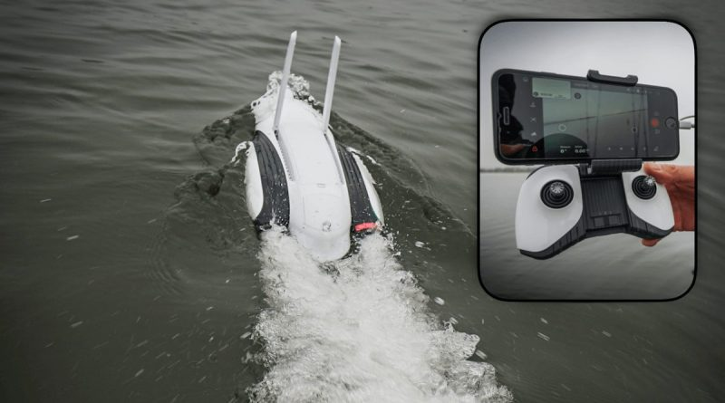 Vand-droner i test – PowerDolphin