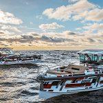 Axopar – tag på fisketur med stil