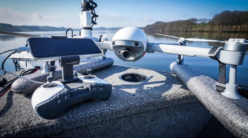 Ny vandtæt drone fra Powervision: PowerEgg X