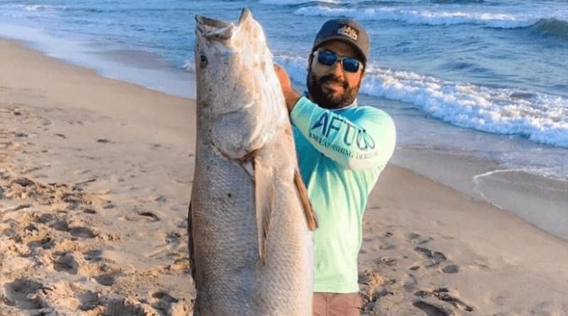Mexikaner forbedrer 67 år gammel rekord, direkte fra stranden!