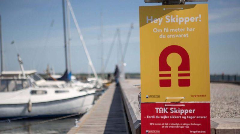 Årets SejlSikkert-indsats er i fuld gang i havnene