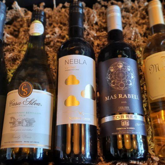 Wijnenwijnenwijnen - Wijnbox - dinerbox
