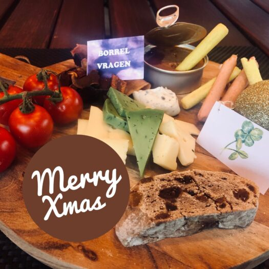 Kerstborrelbox | relatiegeschenk | Borrelbox