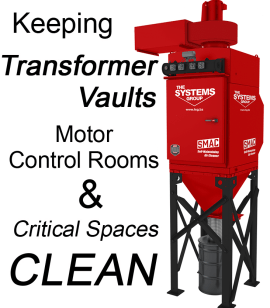 Keeping Transformer Vaults, Motor Control Rooms & Critical Spaces CLEAN
