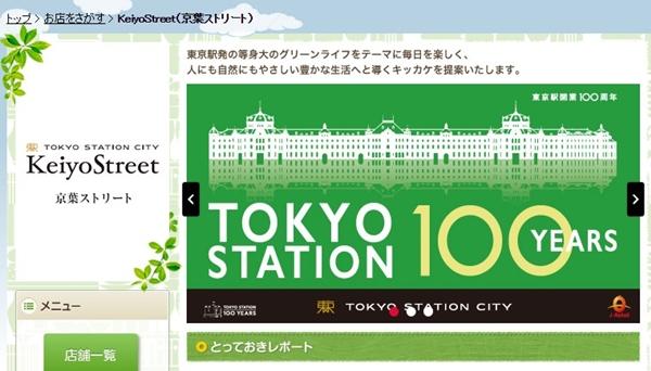 東京駅 お土産 有名どころ 場所1