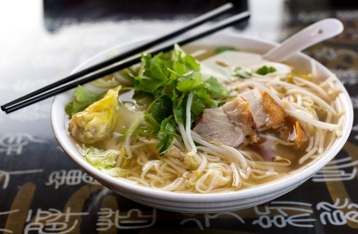 Hand Pulled Noodles with Pork