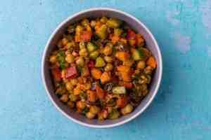 Vegan Chickpea Salad