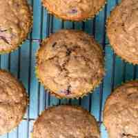Small Batch Banana Chocolate Chip Muffins