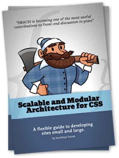 Scalable and Modular Architecture of CSS ebook