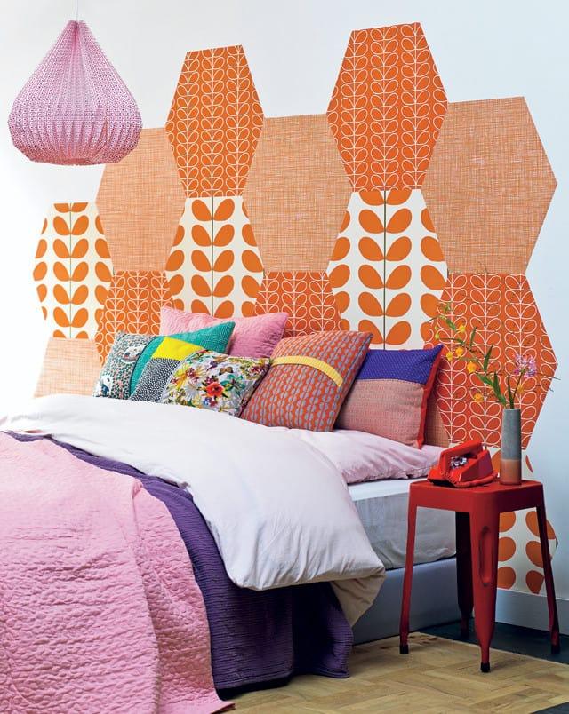 Bed head art