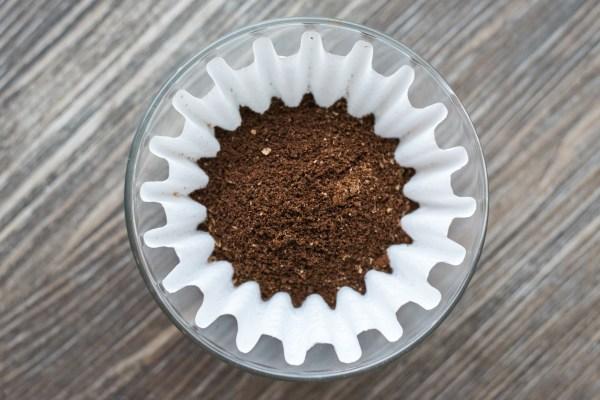 Kaffefilteret