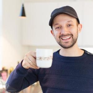 Peter Burski - barista - kaffesmagning