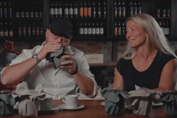 Kaffe Smag Og Duft Nuancer Med Mads Steffensen