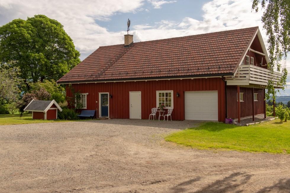 Sjokoladefabrikken på Kvarstad Gård