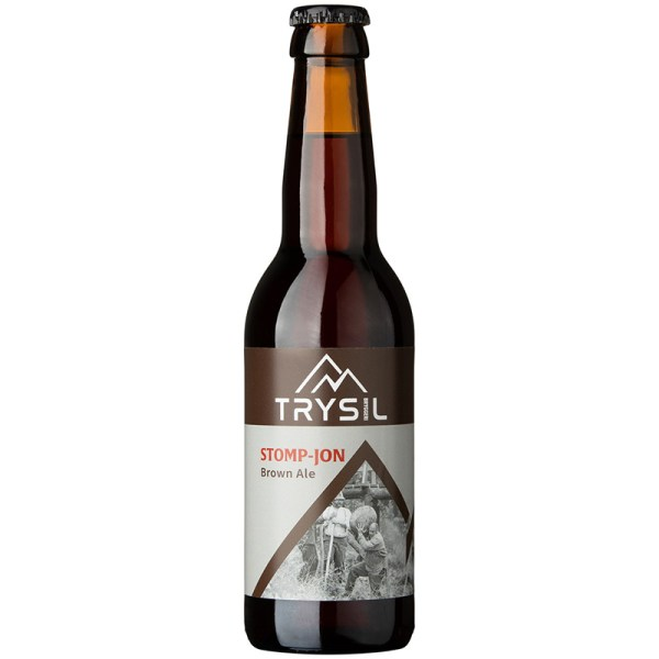 Stomp-Jon - Brown Ale - Trysil Bryggeri