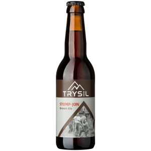 Stomp-Jon - Brown Ale - Trysil Bryggeri