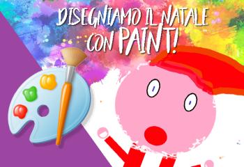 Disegniamo il Natale con Paint
