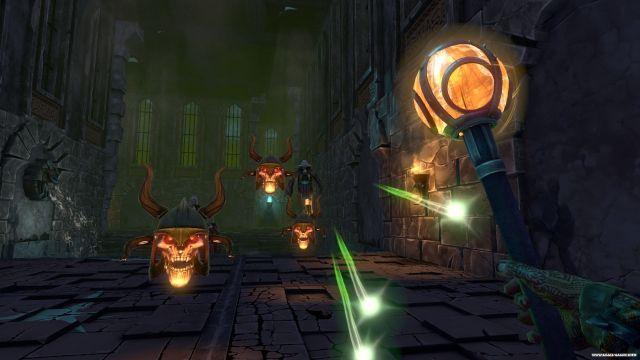 Ziggurat rogue-like games