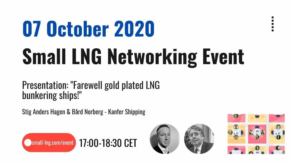 Small LNG Networking Event | 07 October 2020