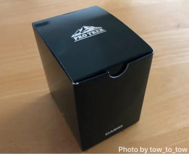 PROTREK PRW-6600YB-3JF 化粧箱